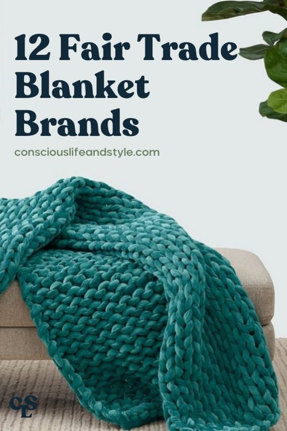 12 Fair Trade Blanket Brands - Conscious Life and Style