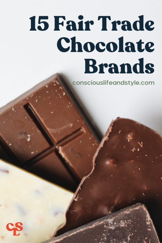 15 Fair Trade Chocolate Brands - Conscious Life and Style