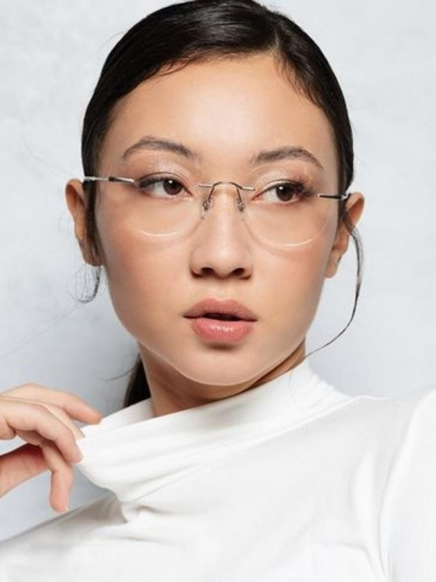 Sustainable Glasses with Transparent Lens from SeaClean