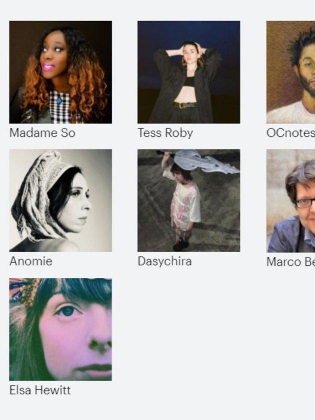 Eco-friendly amazon music streaming alternative from Resonate