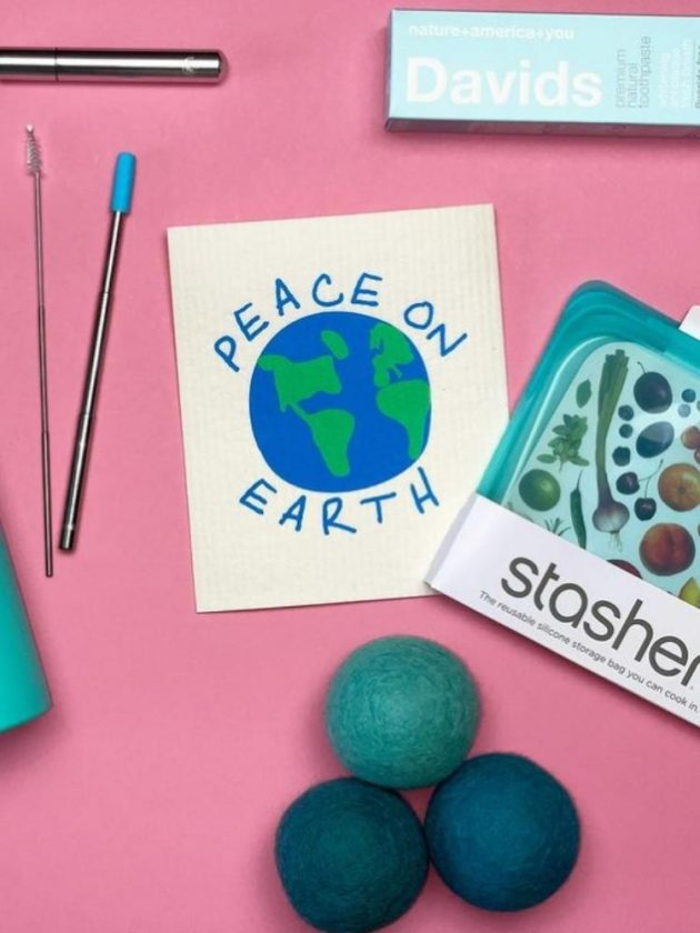 Sustainable everyday basics from Green Eco Dream