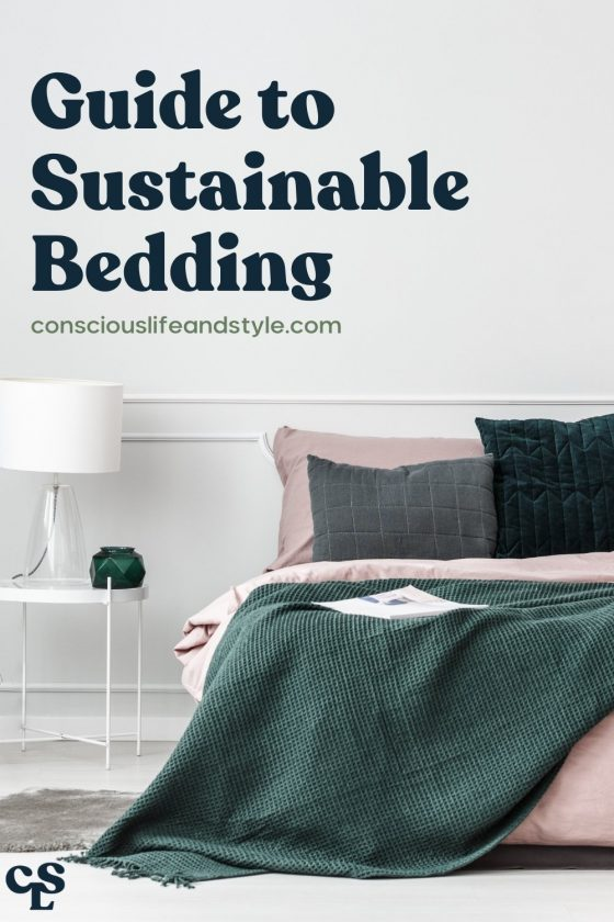 Guide to Sustainable Bedding - Conscious Life and Style