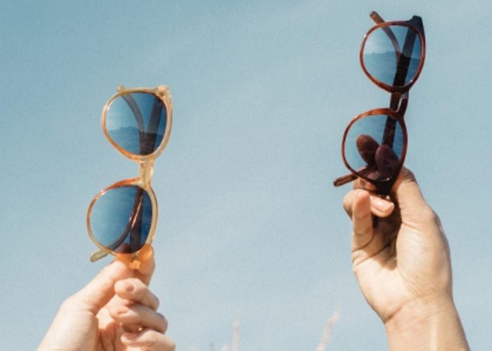 Sustainable optical glasses and sunglasses