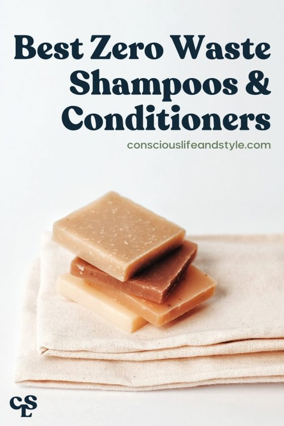 Best Zero waste Shampoos & Conditioners - Conscious Life and Style