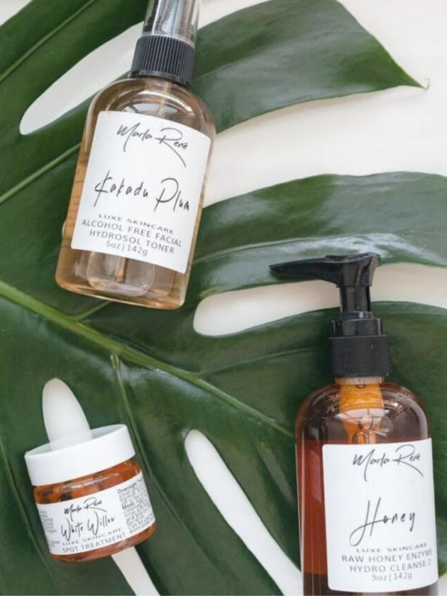 Ethical beauty and health alternatives from BLK+GRN