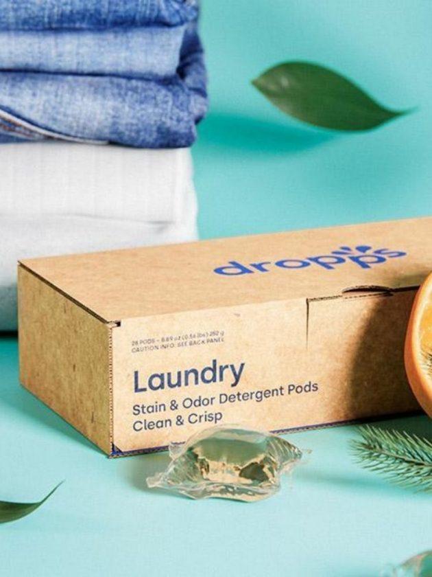 Dropps zero waste laundry detergent - discount code