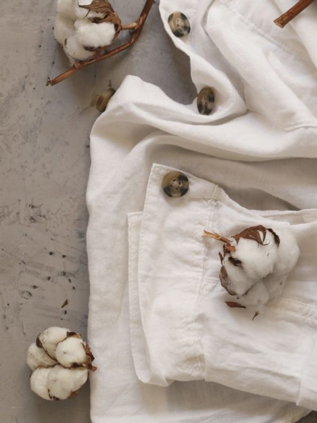 Natural clothing to help prevent microplastics