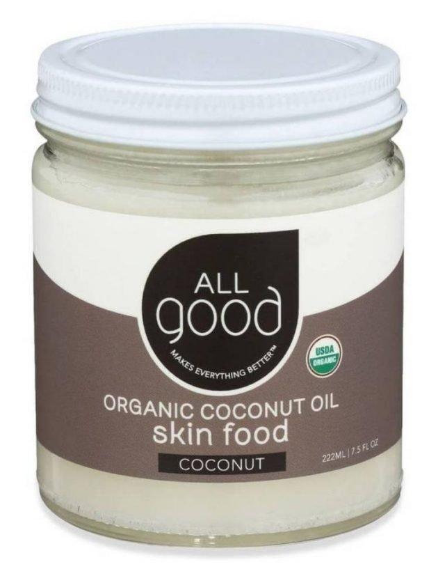 Plastic-free and zero waste organic coconut oil from the Coconut Oil