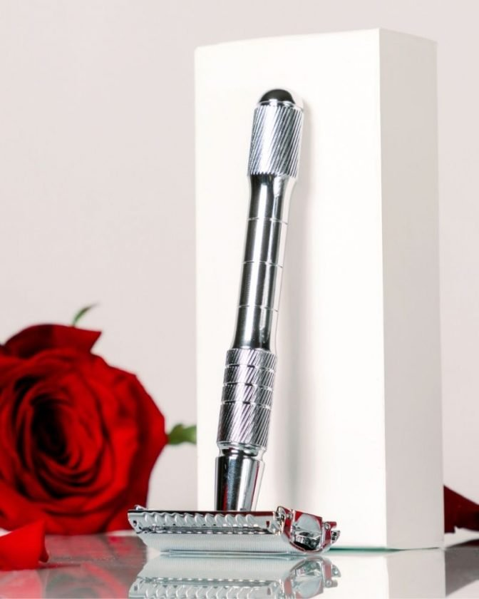 Stainless Steel Safety Razor from Green Eco Dream