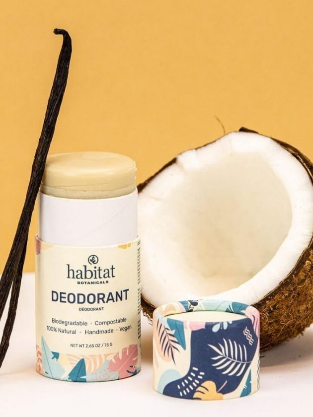 Non-Toxic Zero Waste Deodorant from Habitat
