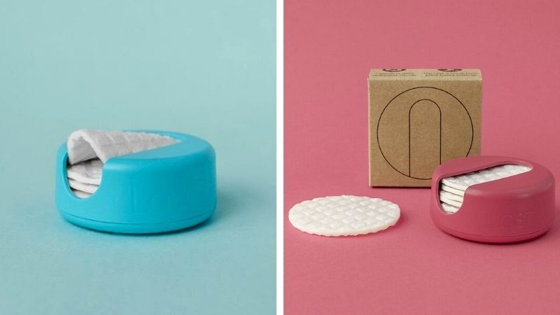 Zero Waste Makeup Remover Pads from Last Object