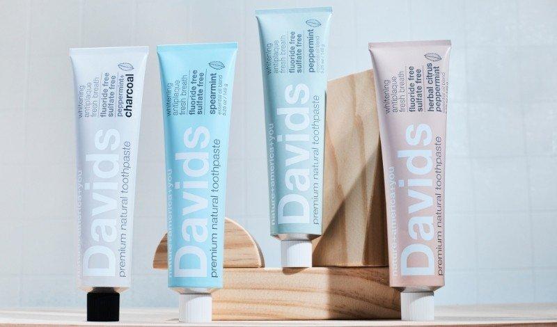 Zero Waste Toothpaste from David's Toothpaste