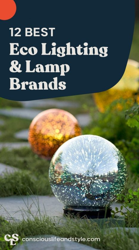 12 Best Eco Lighting & Lamp Brands - Conscious Life & Style