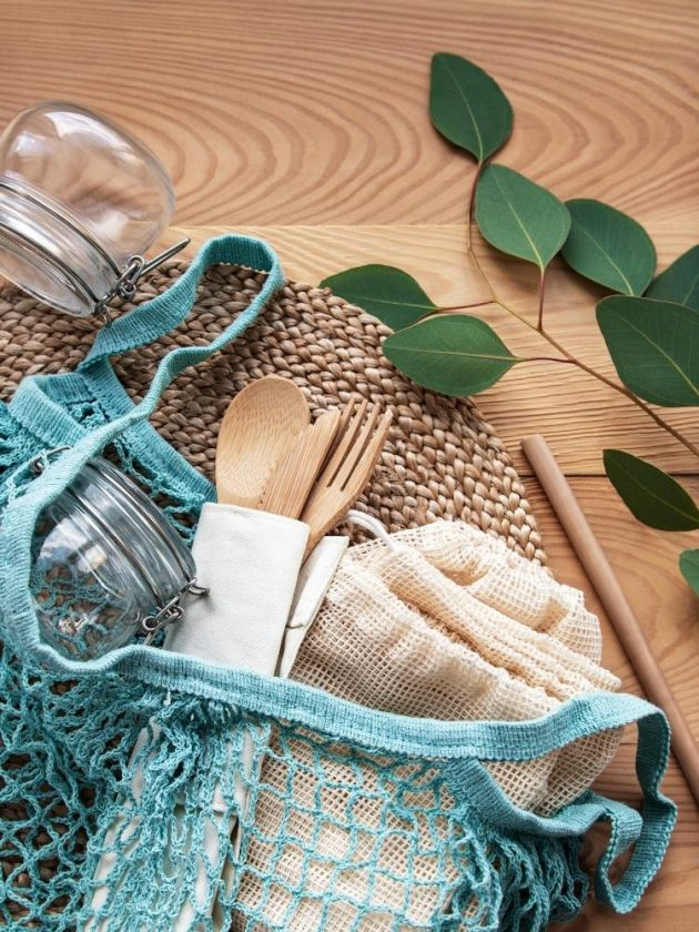 Fourth Eco Lifestyle Hack - Sustainable Reusable Items