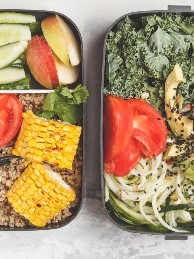 Fifth Eco Lifestyle Hack - Food Storage