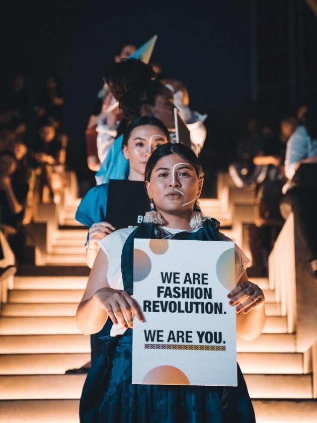 Fashion Activism: We are fashion revolution. We are you.