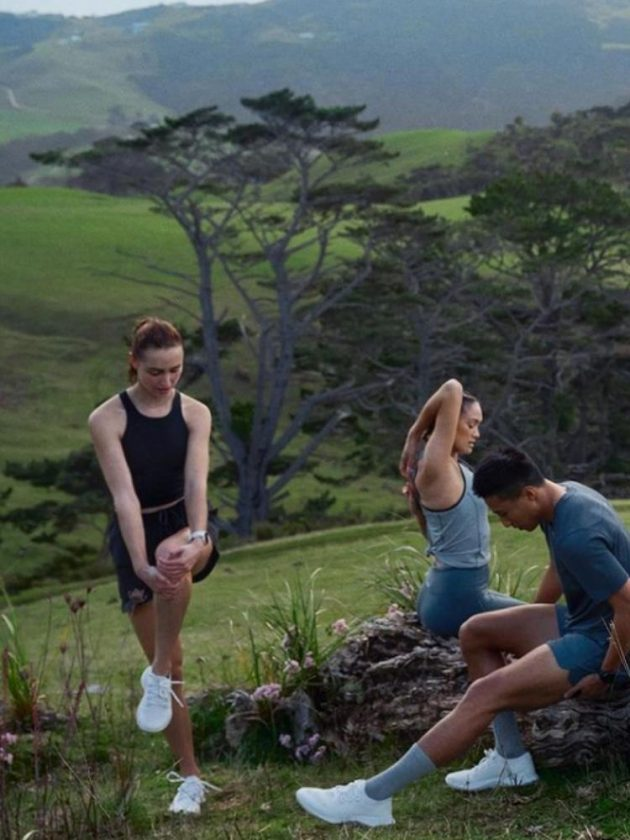 Sustainable activewear from Allbirds