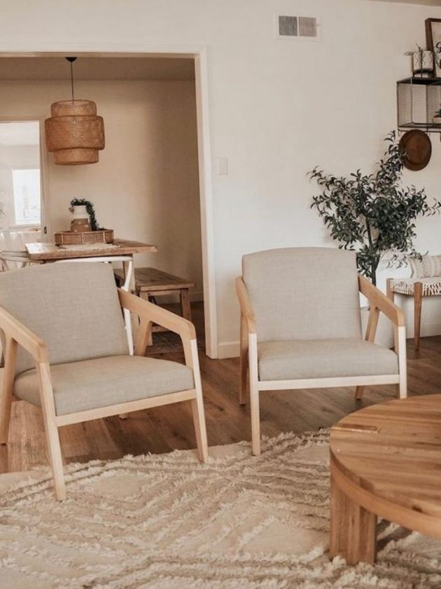 Eco-friendly chairs from Medley Home