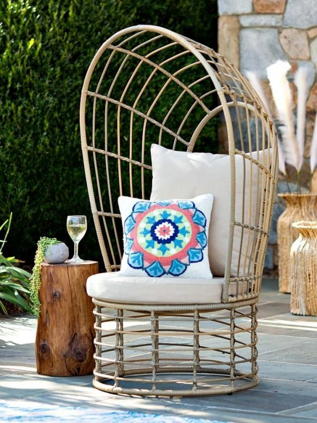 Eco-friendly outdoor accessories and chairs from Vivaterra