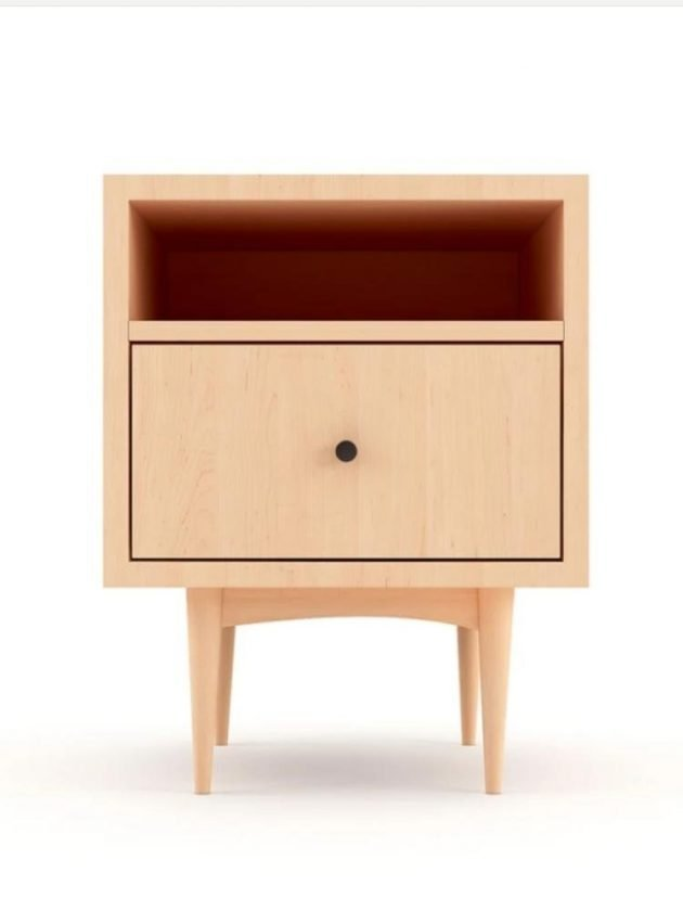 Ethical nightstand from Medley