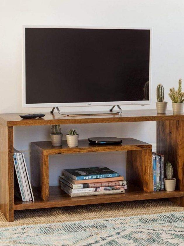 Sustainable TV Units from Myakka