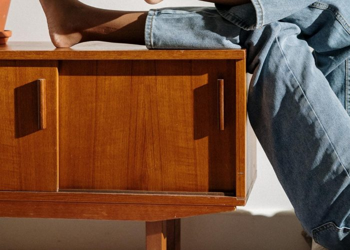 Sustainable Storage Dressers, Media Consoles, Sideboards