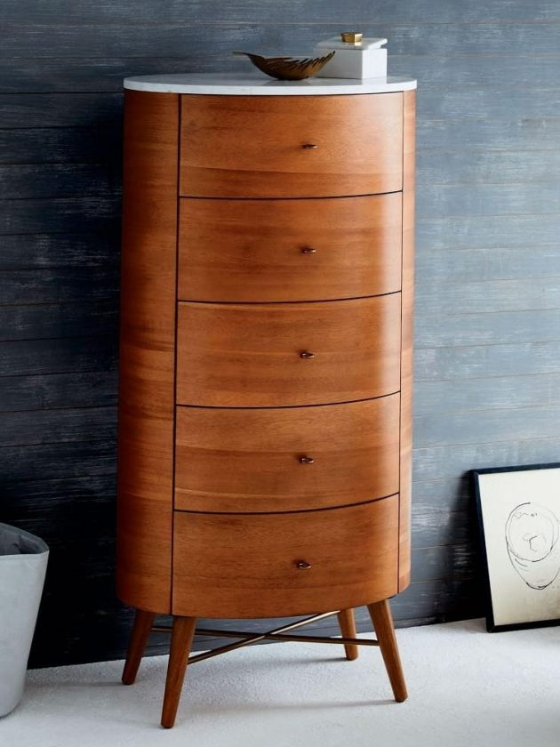 Sustainable nightstand from Made Trade