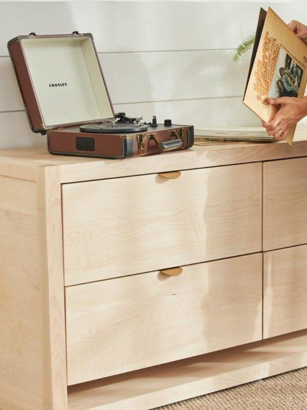 Sustainable dresser from Avocado Matress